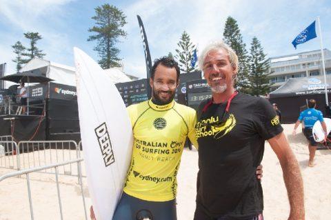 Jonathan Gonzalez World Surf League  campeón Europa Surf 2016