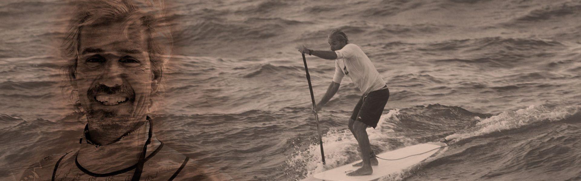 Diego de Alzaa | Entrenador de Paddle Surf en Denia